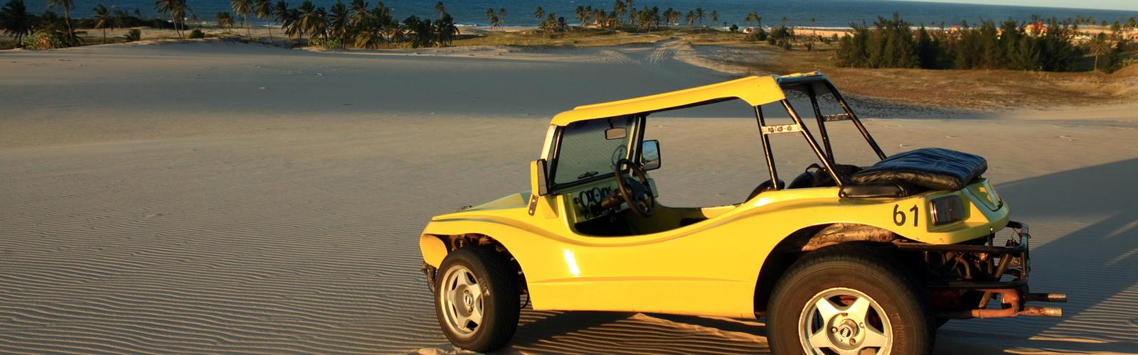 Buggytouren durch die Dünen