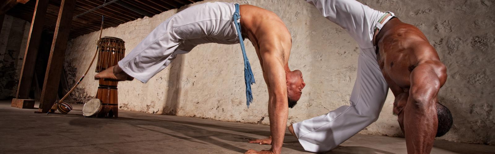 Capoeira in Cumbuco